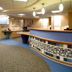 Billings Hospital Nurses Station