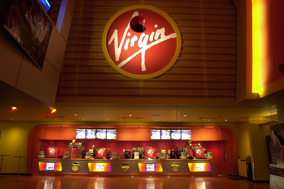 Virgin Cinemas Box Office And Concession Fabrication