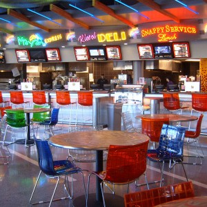 Larry Miller Ogden Food Court